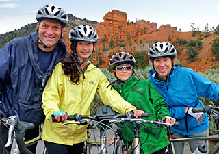 Backroads Canyons Family Trips